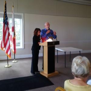 Earl Stewart - speaker Feb 2016