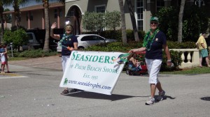Over 30 of our members did a fabulous Flash Dance, drove golf carts and walked in the parade proudly displaying the Seasiders !